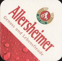 Pivní tácek allersheim-1-small