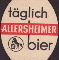 Pivní tácek allersheim-10-zadek-small