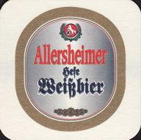 Pivní tácek allersheim-4-zadek-small