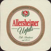 Pivní tácek allersheim-7-small