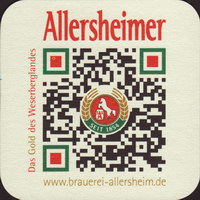 Pivní tácek allersheim-8-zadek-small