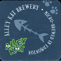 Beer coaster alley-kat-1-zadek