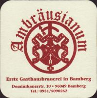 Beer coaster ambrausianum-1-oboje-small