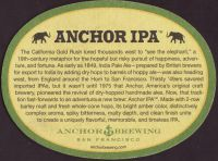 Beer coaster anchor-12-zadek