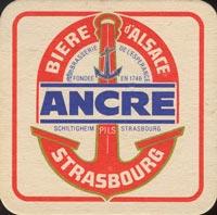 Pivní tácek ancre-2