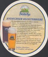 Pivní tácek andechs-1-zadek