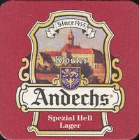 Pivní tácek andechs-2