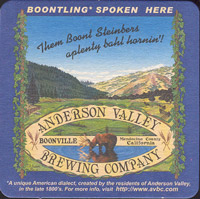 Beer coaster anderson-valley-1