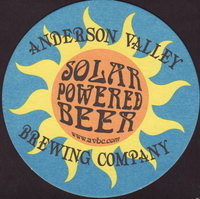 Beer coaster anderson-valley-2-small