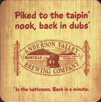 Beer coaster anderson-valley-3-small