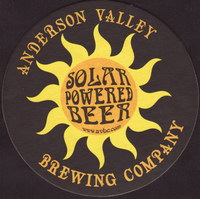 Beer coaster anderson-valley-4-small