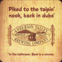 Beer coaster anderson-valley-6