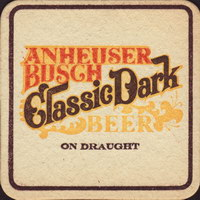 Beer coaster anheuser-busch-126-small