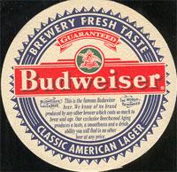 Pivní tácek anheuser-busch-14-zadek