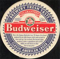 Pivní tácek anheuser-busch-14