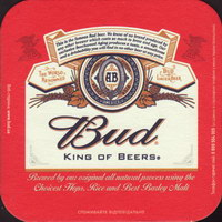 Beer coaster anheuser-busch-192-small