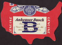 Beer coaster anheuser-busch-193-small