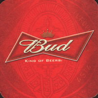 Beer coaster anheuser-busch-205-small