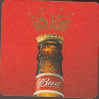 Beer coaster anheuser-busch-22