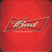 Beer coaster anheuser-busch-231-small