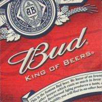 Beer coaster anheuser-busch-244-small