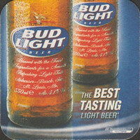 Beer coaster anheuser-busch-54