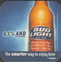 Beer coaster anheuser-busch-61