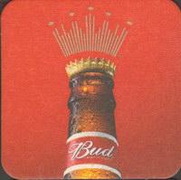 Beer coaster anheuser-busch-72