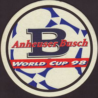 Beer coaster anheuser-busch-77-oboje-small