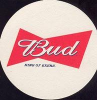 Beer coaster anheuser-busch-8