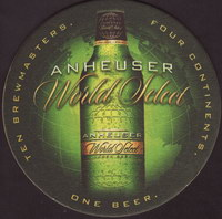 Beer coaster anheuser-busch-90-small