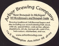 Pivní tácek arbor-2-zadek