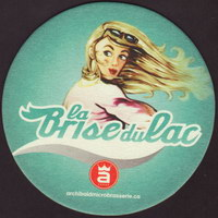 Beer coaster archibald-microbrasserie-5-oboje-small