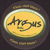 Beer coaster argus-brau-1-small