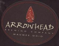 Beer coaster arrowhead-brewing-company-1-zadek-small