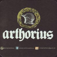 Beer coaster arthorius-1