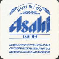 Beer coaster asahi-11-small
