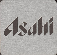 Beer coaster asahi-4-zadek