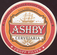 Beer coaster ashby-1
