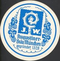 Pivní tácek augustiner-1