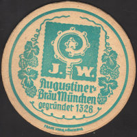 Pivní tácek augustiner-10-small