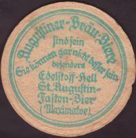 Pivní tácek augustiner-17-zadek-small