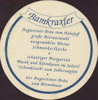 Beer coaster augustiner-4-zadek-small