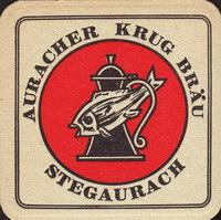 Beer coaster auracher-krug-brau-1-small