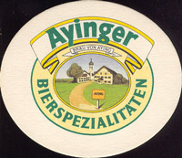 Beer coaster aying-2