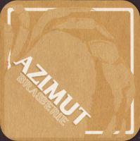 Pivní tácek azimut-2-zadek-small