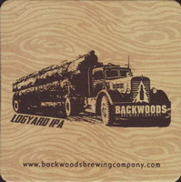 Beer coaster backwoods-1-zadek-small