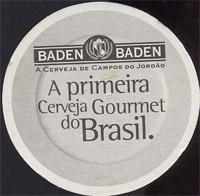 Beer coaster baden-baden-1-zadek