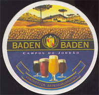 Beer coaster baden-baden-1