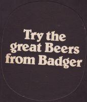 Pivní tácek badger-2-zadek-small